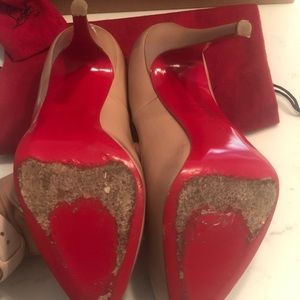 Christian Louboutin Shoes - Rolando 120 Christian Louboutin heels